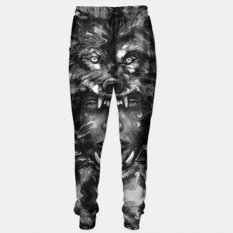 Thumbnail image of Empress Wolf Sweatpants, Live Heroes