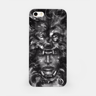 Thumbnail image of Empress Wolf iPhone Case, Live Heroes