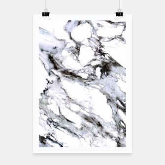 Miniaturka White Marble Poster, Live Heroes