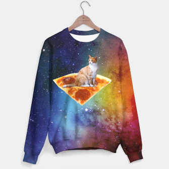 Miniaturka Space Cat Sweater, Live Heroes