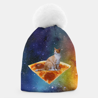 Thumbnail image of Space Cat Beanie, Live Heroes
