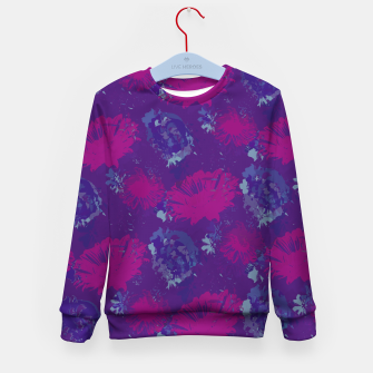 Thumbnail image of Pink gerberas Kid's Sweater, Live Heroes