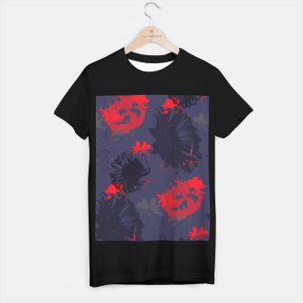 Thumbnail image of Red marks T-shirt regular, Live Heroes