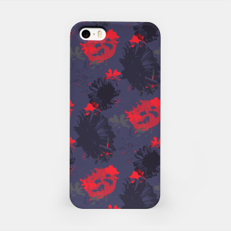 Thumbnail image of Red marks iPhone Case, Live Heroes