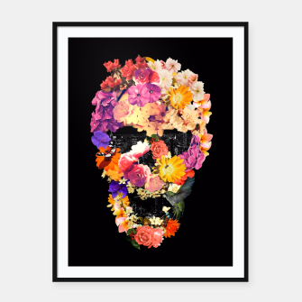 Thumbnail image of IN BLOOM Framed poster, Live Heroes