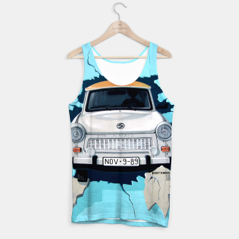 Thumbnail image of Cartistic Tank Top, Live Heroes