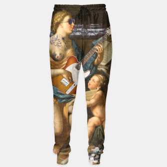 Thumbnail image of OUR LADY OF ROCK N' ROLL Sweatpants, Live Heroes
