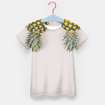Thumbnail image of fruity Kid's T-shirt, Live Heroes