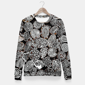 Thumbnail image of Nature trip Fitted Waist Sweater, Live Heroes