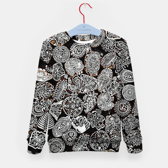 Thumbnail image of Nature trip Kid's Sweater, Live Heroes