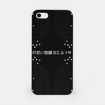 Thumbnail image of CIRCUIT OF DEATH iPhone Case, Live Heroes