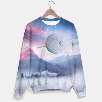Thumbnail image of Cosmos 101 Sweater, Live Heroes