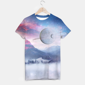Thumbnail image of Cosmos 101 T-shirt, Live Heroes