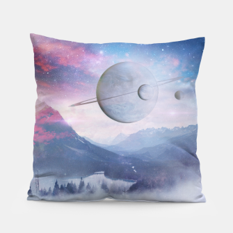 Thumbnail image of Cosmos 101 Pillow, Live Heroes