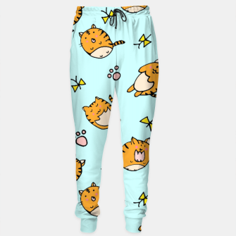 Thumbnail image of Kawaii Cats Sweatpants, Live Heroes