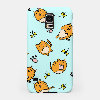 Thumbnail image of Kawaii Cats Samsung Case, Live Heroes