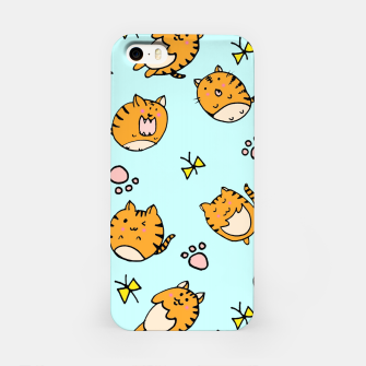 Thumbnail image of Kawaii Cats iPhone Case, Live Heroes