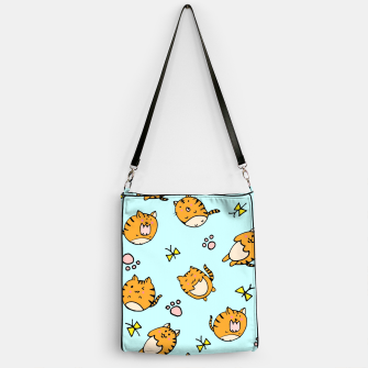Thumbnail image of Kawaii Cats Handbag, Live Heroes