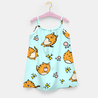 Thumbnail image of Kawaii Cats Girl's Dress, Live Heroes