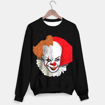Thumbnail image of Pennywise the clown Sweater regular, Live Heroes
