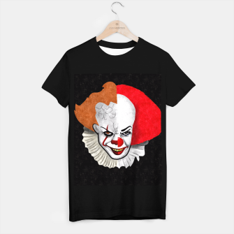Thumbnail image of Pennywise the clown T-shirt regular, Live Heroes