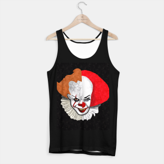 Thumbnail image of Pennywise the clown Tank Top regular, Live Heroes