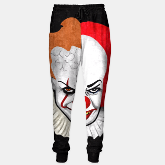 Thumbnail image of Pennywise the clown Sweatpants, Live Heroes