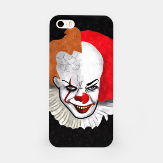 Thumbnail image of Pennywise the clown iPhone Case, Live Heroes