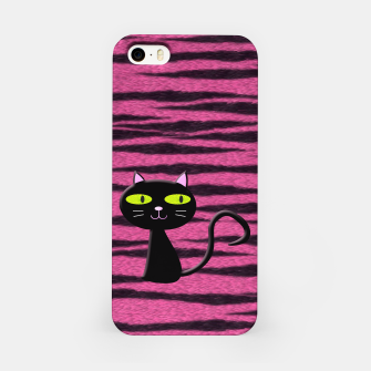 Miniatur tiger kitty iPhone Case, Live Heroes