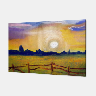 Thumbnail image of sunset Canvas, Live Heroes
