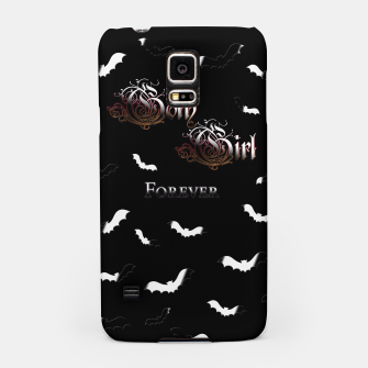 Thumbnail image of Goth Girl Forever Samsung Case, Live Heroes