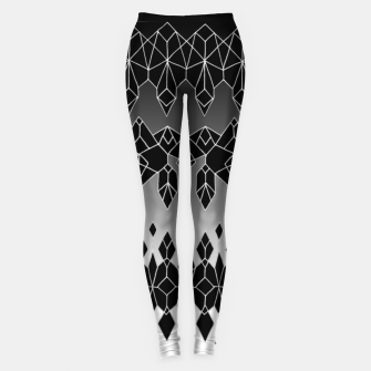 Thumbnail image of crystals of life one Leggings, Live Heroes