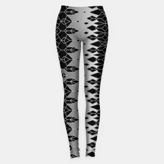 Thumbnail image of crystals of life Leggings, Live Heroes