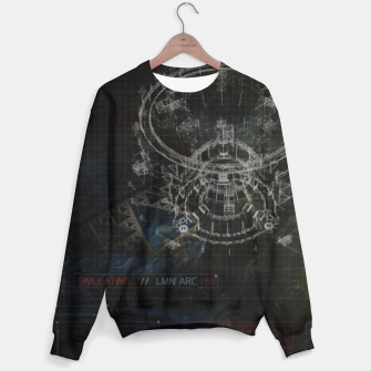 Miniatur Blueprint Sweater, Live Heroes
