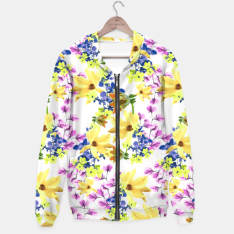 Thumbnail image of Baby Nature (Yellow) Hoodie, Live Heroes