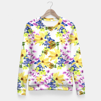 Thumbnail image of Baby Nature (Yellow) Fitted Waist Sweater, Live Heroes
