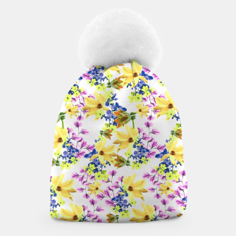 Thumbnail image of Baby Nature (Yellow) Beanie, Live Heroes