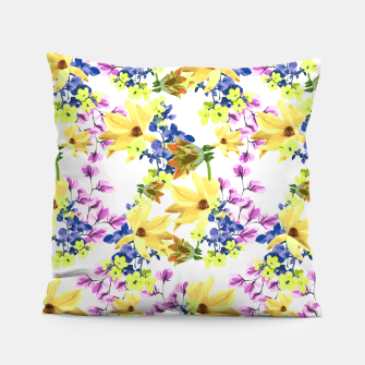Thumbnail image of Baby Nature (Yellow) Pillow, Live Heroes
