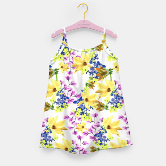 Thumbnail image of Baby Nature (Yellow) Girl's Dress, Live Heroes