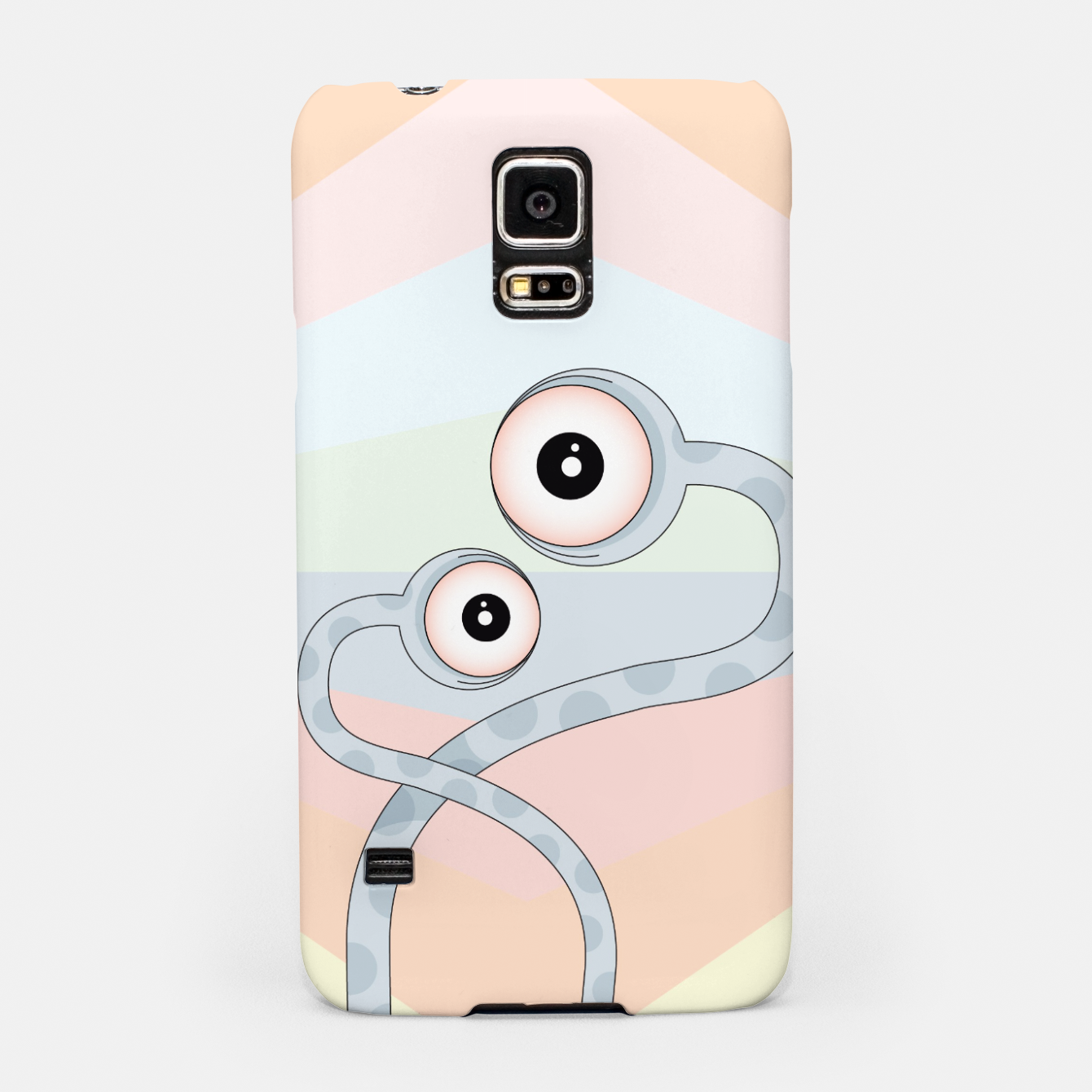Image of pasteltwo Carcasa por Samsung - Live Heroes