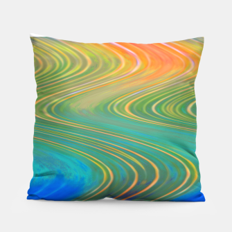 Miniatur serpentine cord Pillow, Live Heroes