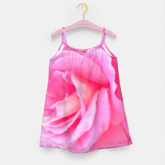 Miniaturka Blushing Rose Girl's Dress, Live Heroes