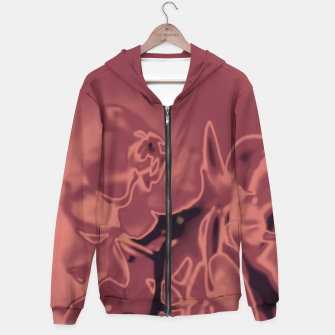 Thumbnail image of Flowery Abstract Hoodie, Live Heroes