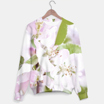 Apple Tree Blossoms Sweater miniature