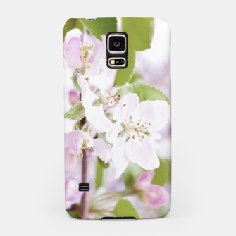 Apple Tree Blossoms Samsung Case miniature