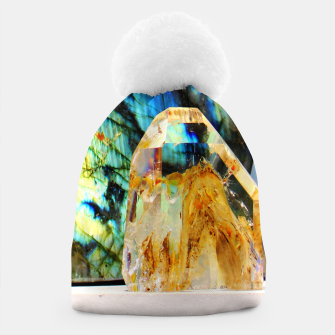 Thumbnail image of Holographic Mineral Bonnet, Live Heroes
