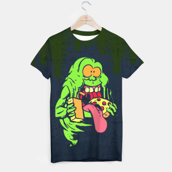 Thumbnail image of Slimer Camiseta, Live Heroes
