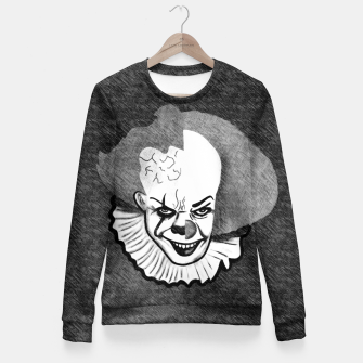 Thumbnail image of Pennywise Fitted Waist Sweater, Live Heroes