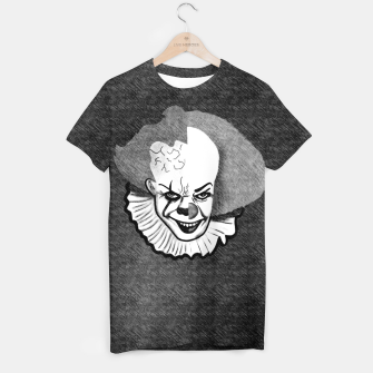 Thumbnail image of Pennywise T-shirt, Live Heroes