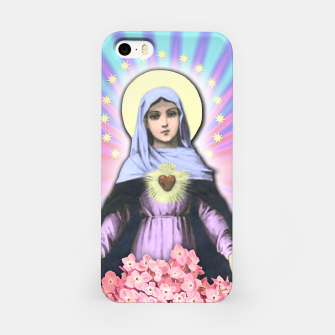 Thumbnail image of LADY MARY iPhone Case, Live Heroes